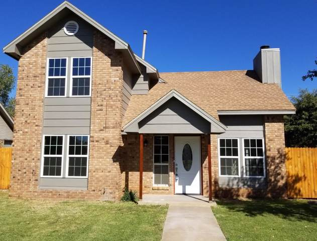 2302 91st Street, Lubbock, TX 79423 (MLS #201909239) :: Stacey Rogers Real Estate Group at Keller Williams Realty