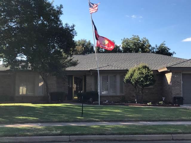5413 86th Street, Lubbock, TX 79424 (MLS #201909310) :: The Lindsey Bartley Team