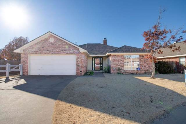 6920 Fulton Avenue, Lubbock, TX 79424 (MLS #201909508) :: Stacey Rogers Real Estate Group at Keller Williams Realty