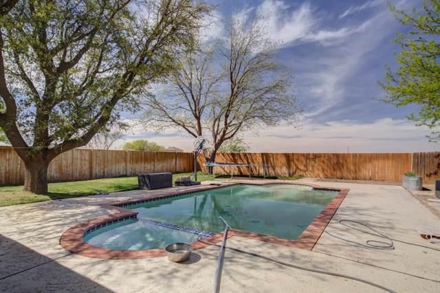 7306 93rd Street, Lubbock, TX 79424 (MLS #201909561) :: McDougal Realtors