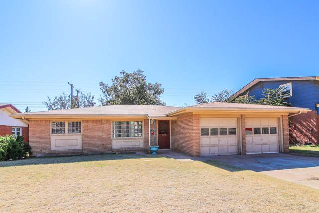 5413 32nd Street, Lubbock, TX 79407 (MLS #201909585) :: The Lindsey Bartley Team