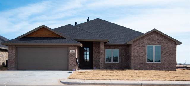 731 Ventoso Circle, Wolfforth, TX 79382 (MLS #201909678) :: Reside in Lubbock | Keller Williams Realty
