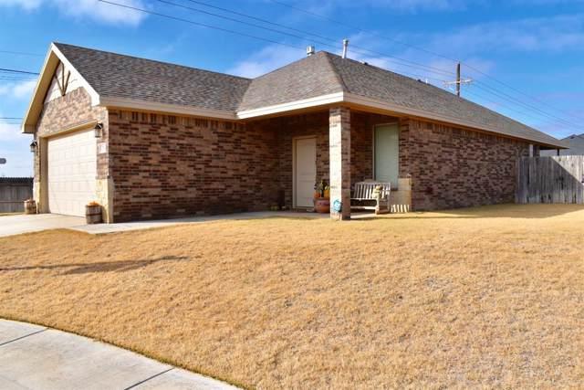 7812 86th Street, Lubbock, TX 79424 (MLS #201909854) :: McDougal Realtors