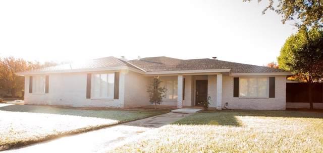 4601 88th Street, Lubbock, TX 79424 (MLS #201909989) :: The Lindsey Bartley Team