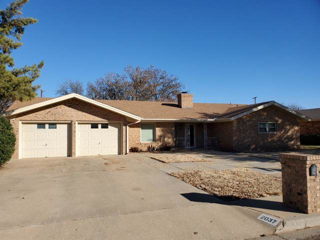 2037 Tech Drive, Levelland, TX 79336 (MLS #201910132) :: The Lindsey Bartley Team