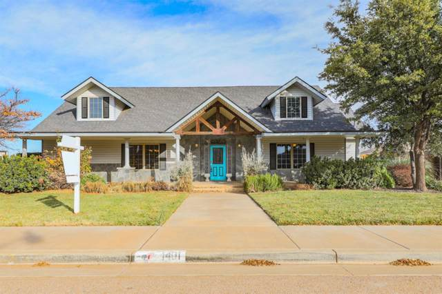 1401 11th Street, Shallowater, TX 79363 (MLS #201910155) :: Lyons Realty
