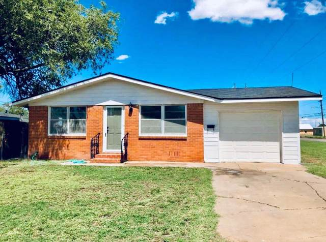 2400 Galveston, Plainview, TX 79072 (MLS #202000002) :: The Lindsey Bartley Team