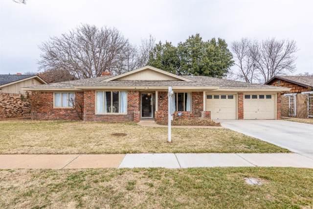3410 76th Street, Lubbock, TX 79423 (MLS #202000137) :: Lyons Realty