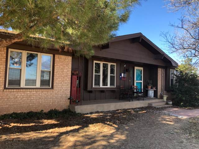 1850 Guywire Road, Levelland, TX 79336 (MLS #202000180) :: Stacey Rogers Real Estate Group at Keller Williams Realty