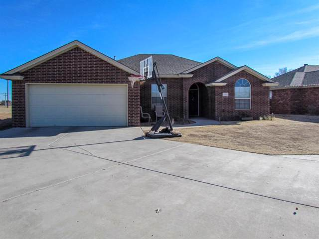 1515 Windsor Avenue, Wolfforth, TX 79382 (MLS #202000399) :: The Lindsey Bartley Team
