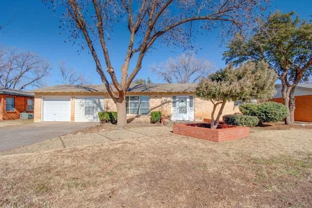 3808 35th Street, Lubbock, TX 79413 (MLS #202000637) :: Lyons Realty