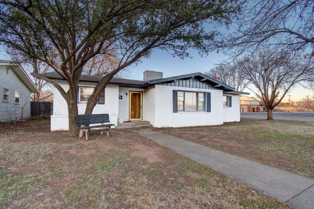 3102 40th Street, Lubbock, TX 79413 (MLS #202000642) :: Stacey Rogers Real Estate Group at Keller Williams Realty