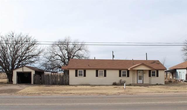 407 N Slaughter Avenue, Sundown, TX 79372 (MLS #202001048) :: Stacey Rogers Real Estate Group at Keller Williams Realty