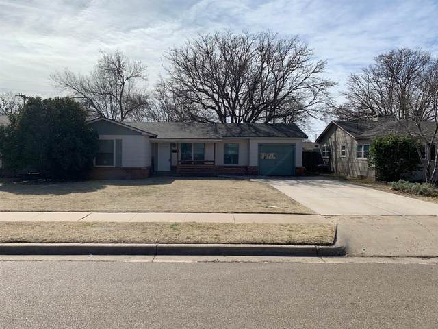 3705 32nd Street, Lubbock, TX 79410 (MLS #202001129) :: Stacey Rogers Real Estate Group at Keller Williams Realty