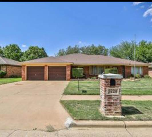 5724 70th Place, Lubbock, TX 79424 (MLS #202001477) :: The Lindsey Bartley Team