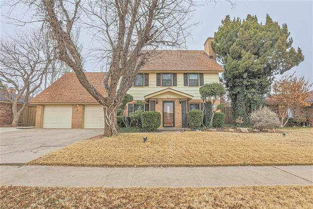 5514 76th Street, Lubbock, TX 79424 (MLS #202001490) :: Stacey Rogers Real Estate Group at Keller Williams Realty