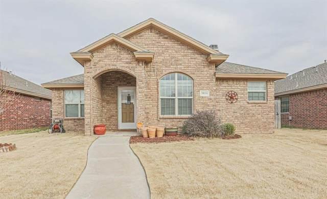 5934 104th Street, Lubbock, TX 79424 (MLS #202001513) :: Lyons Realty