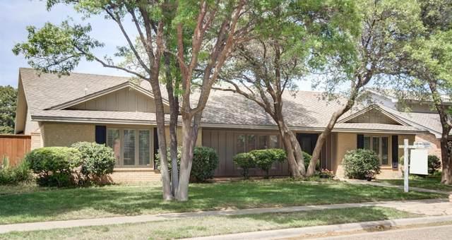 4630 89th Street, Lubbock, TX 79424 (MLS #202002340) :: The Lindsey Bartley Team