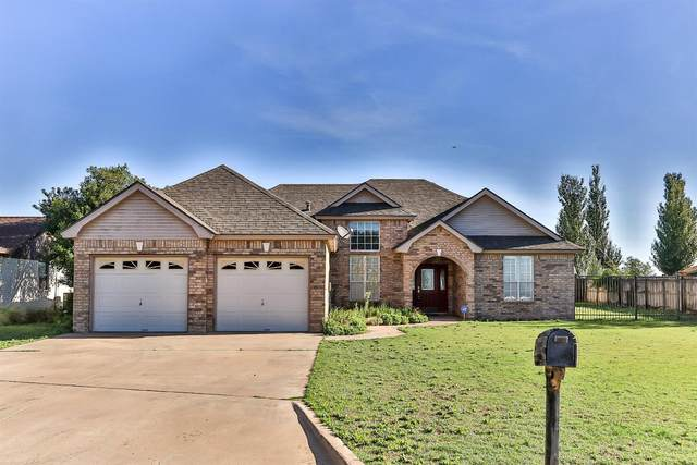 8 W Canyonview Drive, Ransom Canyon, TX 79366 (MLS #202002470) :: McDougal Realtors
