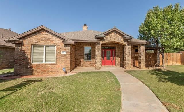 6310 78th Street, Lubbock, TX 79424 (MLS #202002809) :: McDougal Realtors
