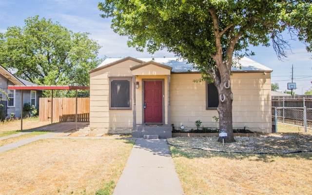 3306 Emory Street, Lubbock, TX 79415 (MLS #202002890) :: Duncan Realty Group