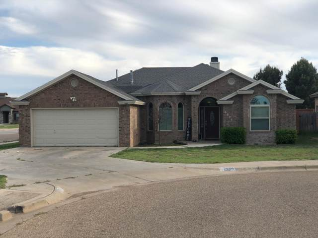5825 101st Place, Lubbock, TX 79424 (MLS #202002938) :: Stacey Rogers Real Estate Group at Keller Williams Realty