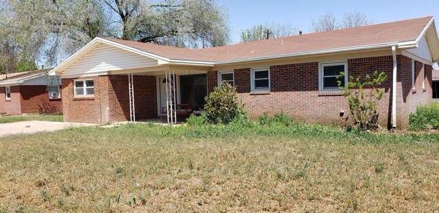 1007 2nd Street, Plains, TX 79355 (MLS #202003375) :: Stacey Rogers Real Estate Group at Keller Williams Realty