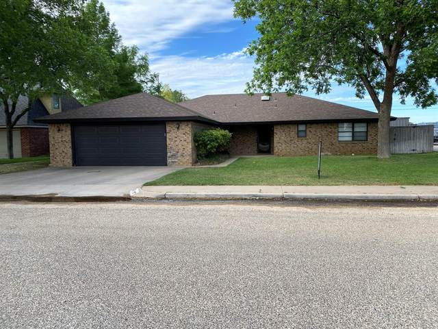 514 Santa Fe Drive, Denver City, TX 79323 (MLS #202003783) :: Better Homes and Gardens Real Estate Blu Realty