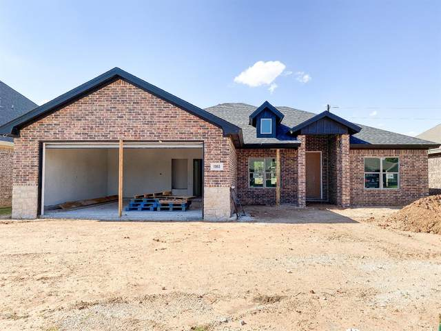 1103 17th Street, Shallowater, TX 79363 (MLS #202004236) :: The Lindsey Bartley Team