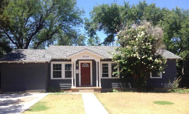 3110 31st Street, Lubbock, TX 79410 (MLS #202004243) :: The Lindsey Bartley Team