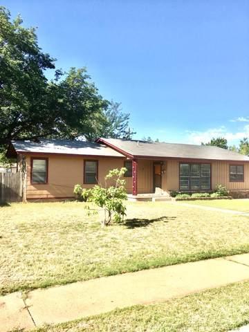 3611 35th Street, Lubbock, TX 79413 (MLS #202005074) :: McDougal Realtors