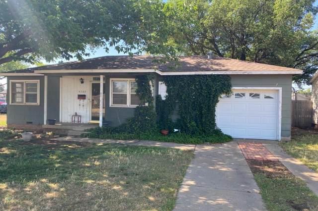 4705 39th Street, Lubbock, TX 79414 (MLS #202005095) :: The Lindsey Bartley Team