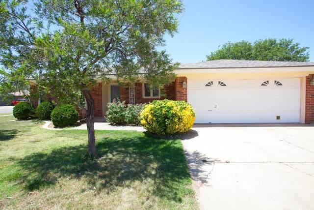 8414 Geneva Avenue, Lubbock, TX 79423 (MLS #202005424) :: The Lindsey Bartley Team