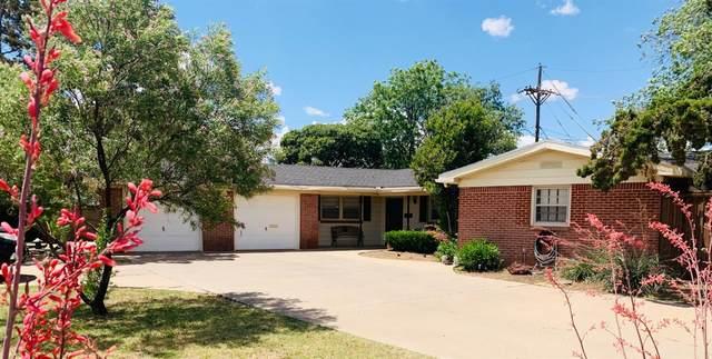 2502 53rd Street, Lubbock, TX 79413 (MLS #202005647) :: McDougal Realtors