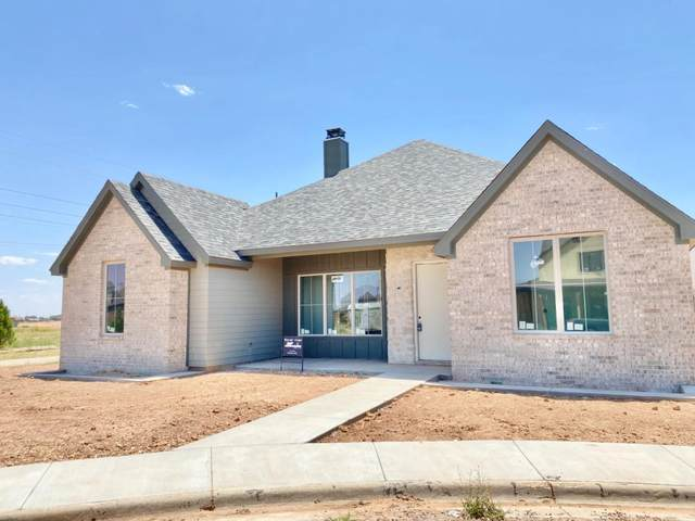 1302 Camelot Avenue, Wolfforth, TX 79382 (MLS #202005907) :: The Lindsey Bartley Team