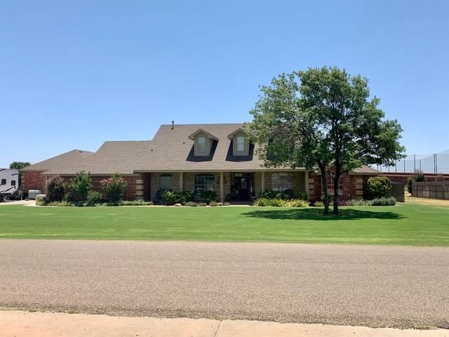 6711 Santa Fe Drive, Lubbock, TX 79407 (MLS #202006964) :: McDougal Realtors