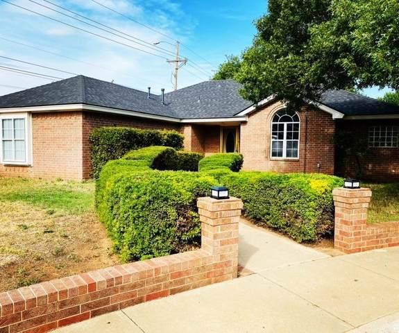 8201 Clinton Avenue, Lubbock, TX 79424 (MLS #202007177) :: McDougal Realtors