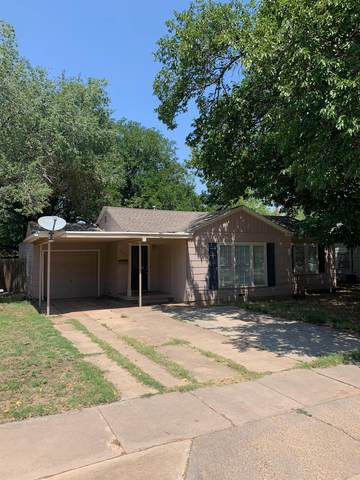 3110 30th Street, Lubbock, TX 79410 (MLS #202007197) :: McDougal Realtors