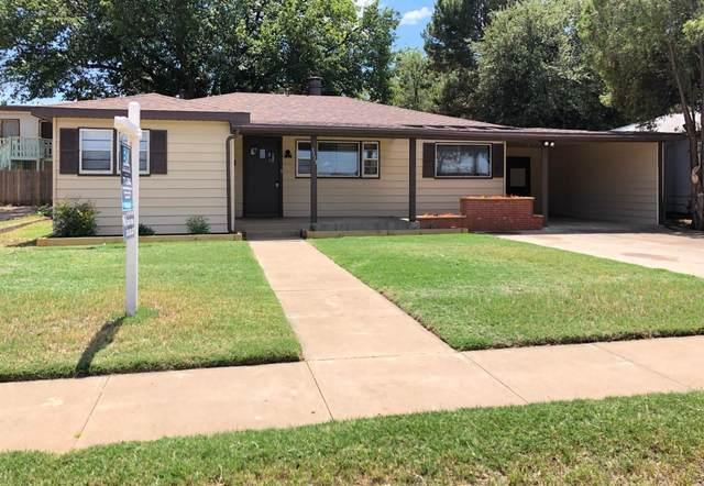 3113 36th Street, Lubbock, TX 79413 (MLS #202007420) :: McDougal Realtors