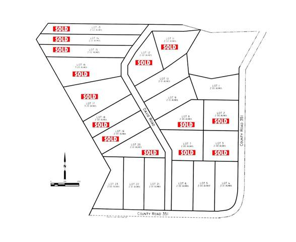 22 E County Road 351 Drive, Lake Alan Henry, TX 79330 (MLS #202007452) :: Rafter Cross Realty