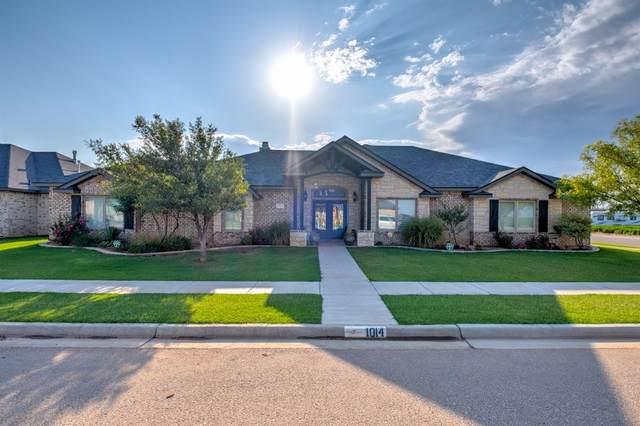 1014 Date Avenue, Idalou, TX 79329 (MLS #202007709) :: McDougal Realtors