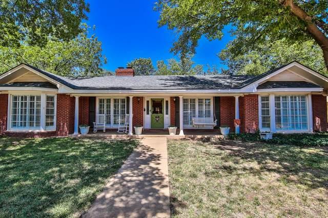 3204 55th Street, Lubbock, TX 79413 (MLS #202007890) :: Rafter Cross Realty