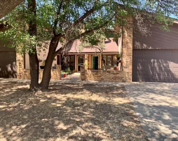 119 Magnolia Street, Levelland, TX 79336 (MLS #202008295) :: The Lindsey Bartley Team
