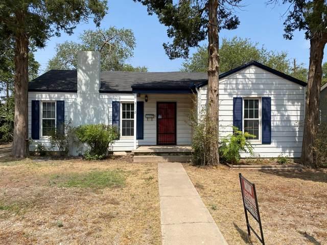 3112 29th Street, Lubbock, TX 79410 (MLS #202008609) :: Duncan Realty Group