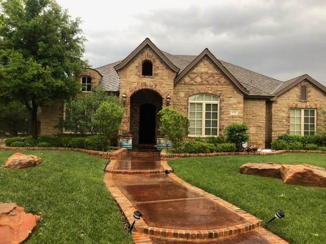 10705 Norfolk Avenue, Lubbock, TX 79423 (MLS #202008698) :: Rafter Cross Realty
