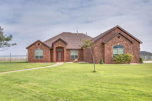 7008 N County Road 2150, Lubbock, TX 79415 (MLS #202008956) :: Better Homes and Gardens Real Estate Blu Realty