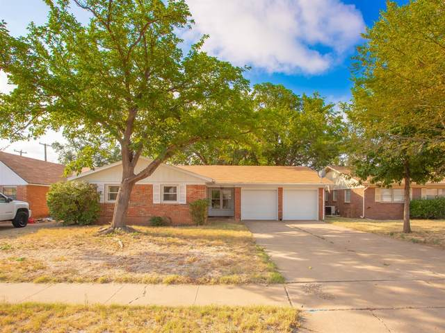 4713 47th Street, Lubbock, TX 79414 (MLS #202009058) :: Better Homes and Gardens Real Estate Blu Realty