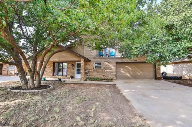 5712 94th Street, Lubbock, TX 79424 (MLS #202009104) :: Duncan Realty Group