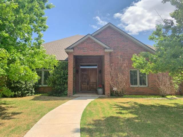 3801 75th Place, Lubbock, TX 79423 (MLS #202009198) :: Rafter Cross Realty