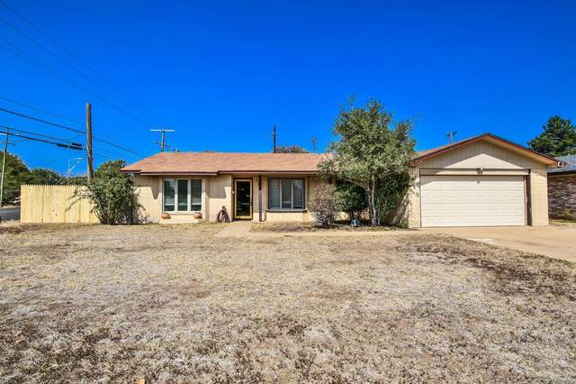 4314 63rd Street, Lubbock, TX 79413 (MLS #202009296) :: Better Homes and Gardens Real Estate Blu Realty